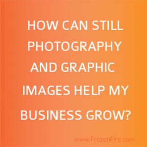Stills Creating a Corporate Image Library